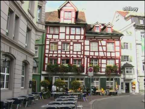 Moments of St Gallen, Switzerland