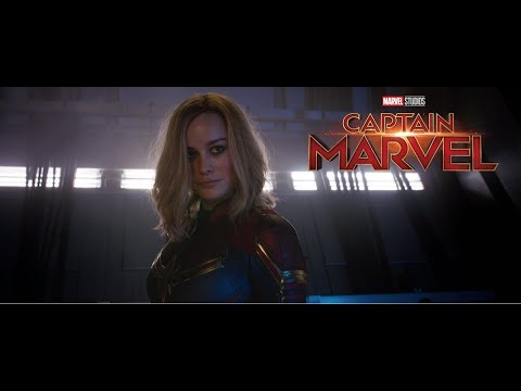 Chris Davis - Marvel Studios' CAPTAIN MARVEL Trailer and Poster!
