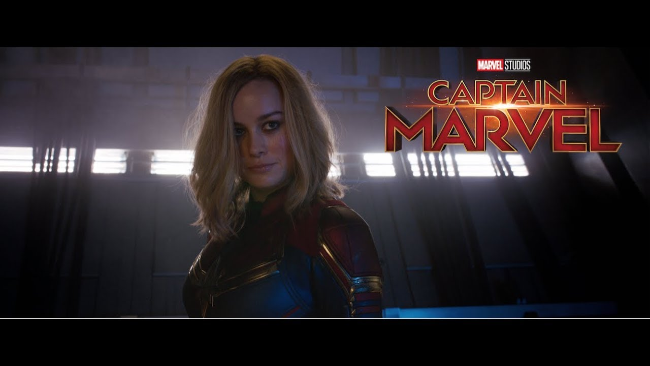 Captain Marvel is the first female-led superhero film