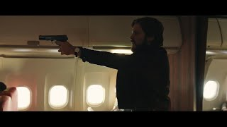 Daniel Bruhl juggled radicalism with daddy duty while making latest movie