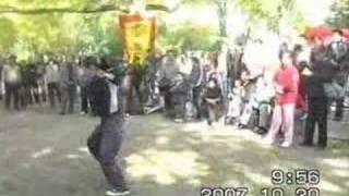 金剛八式-李瑞東太極拳伝承式
