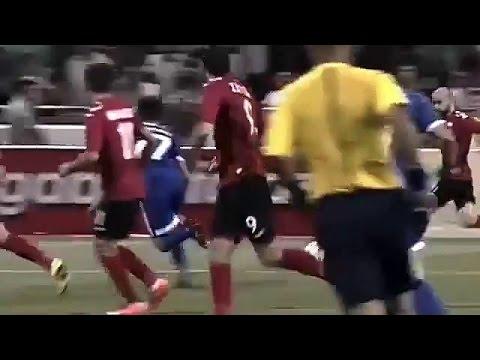 FC Gabala 2-0 Dinamo Tbilisi (UEFA Europe League)