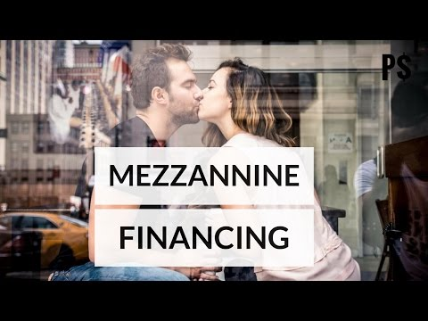 What is mezzanine financing in 2 minutes (animated video) - Professor Savings