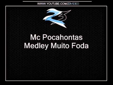 Mc Pocahontas   Medley Muito Foda Ao Vivo [NITRO NIGHT] { DJ PIU PIU }