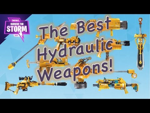 Fortnite; Hydraulics Are Back!
