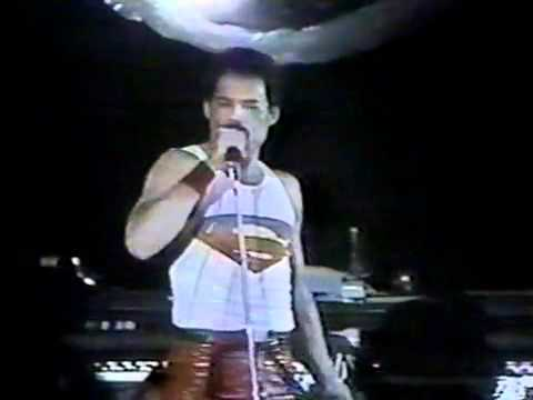 Queen - Need Your Loving Tonight in Sao Paulo, Brazil 1981