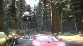 Скачать Need For Speed Hot Pursuit 2010 Intro 30 Seconds To Mars Edge Of The Earth 720p 60 FPS
