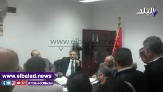 بالفيديو والصور.. «الإدارية العليا» تنظر رد إحدى دوائرها فى قضية تيران وصنافير سرًا