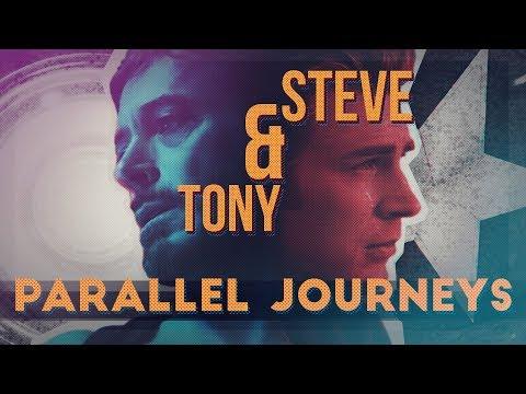 Steve & Tony - Marvel's Big Picture Storytelling