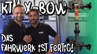Das X-Bow Fahrwerk ist fertig! - Zu Besuch bei H&R Teil 3 | Philipp Kaess |
