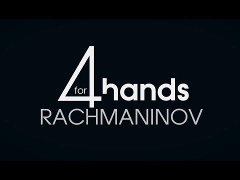 4 HANDS 4 RACHMANINOV