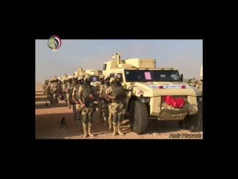 Egyptian Rapid Deployment Forces (RDF) قوات التدخل السريع