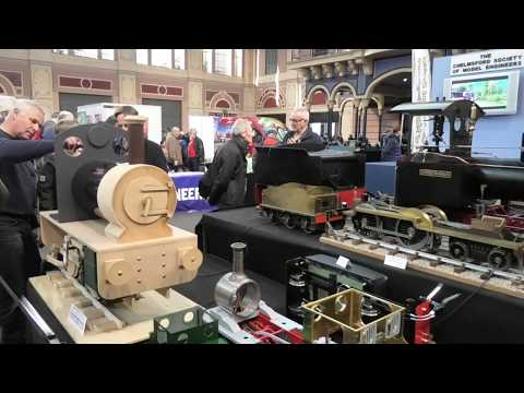 LONDON MODEL ENGINEERING EXHIBITION 2020