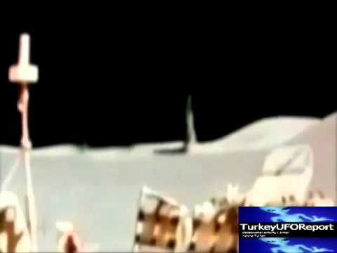 TOP SECRET NASA FOOTAGE-UFO'S AND STRUCTURES ON THE MOON ...