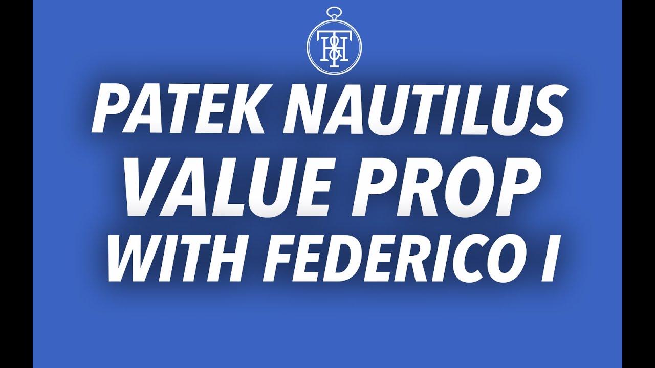 Best Value In The Patek Philippe Nautilus Rant H Youtube