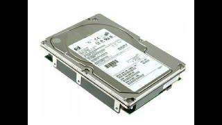 HP 306637-003 SCSI Hot Swap Hard Disk Drive