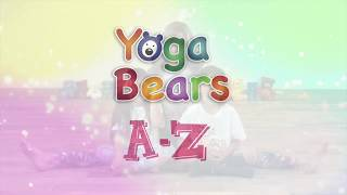 Yoga Bears A-Z: A   Angel