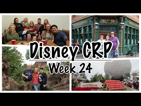 When the parents come to Walt Disney World #24 | Cultural Representative Program
