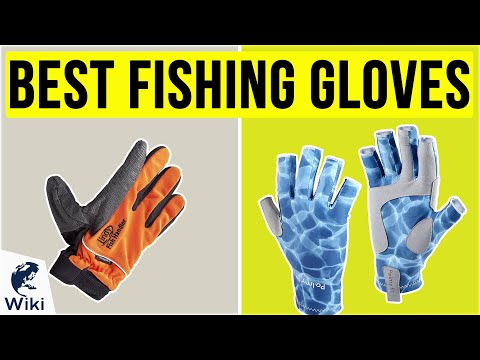 10 Best Fishing Gloves 2020