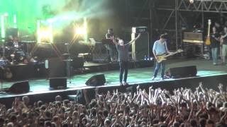 Blur - The universal / Song 2 (Live in Roma 2013) [1080p]