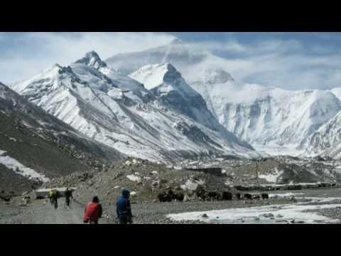 The Tibetan Plateau (青藏高原)