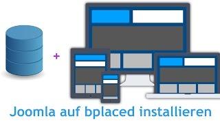 Joomla (CMS) auf bplaced.net Webspace installieren - Tutorial/Anleitung für Anfänger