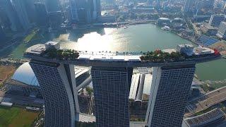 travel singapore 新加坡旅遊 自由行 魚尾獅公園 摩天輪 濱海灣花園 金沙酒店 聖淘沙 環球影城 sea海洋館