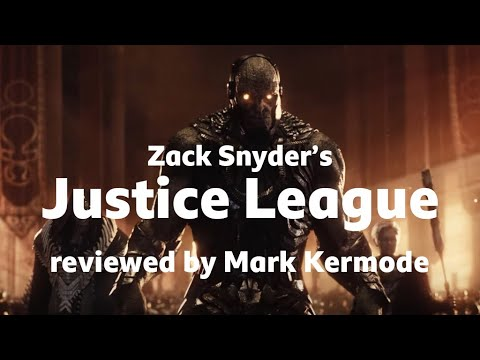 Download Zack Snyder's Justice League reviewed by Mark Kermode