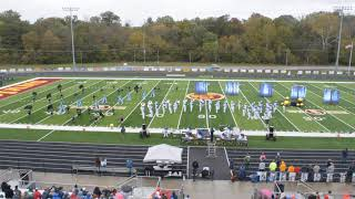 2019 Grant County Marching Band