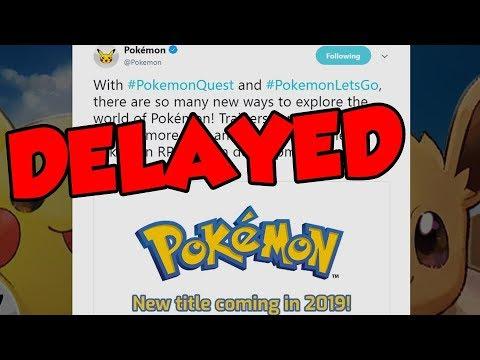 new pokemon games 2019