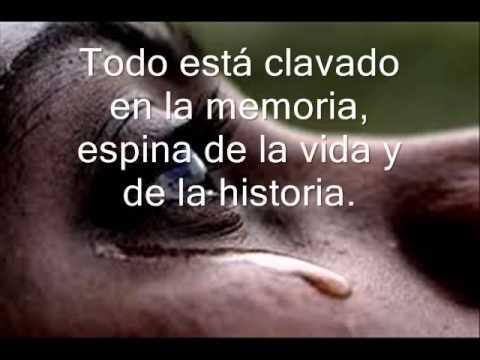LA MEMORIA- LEÓN GIECO