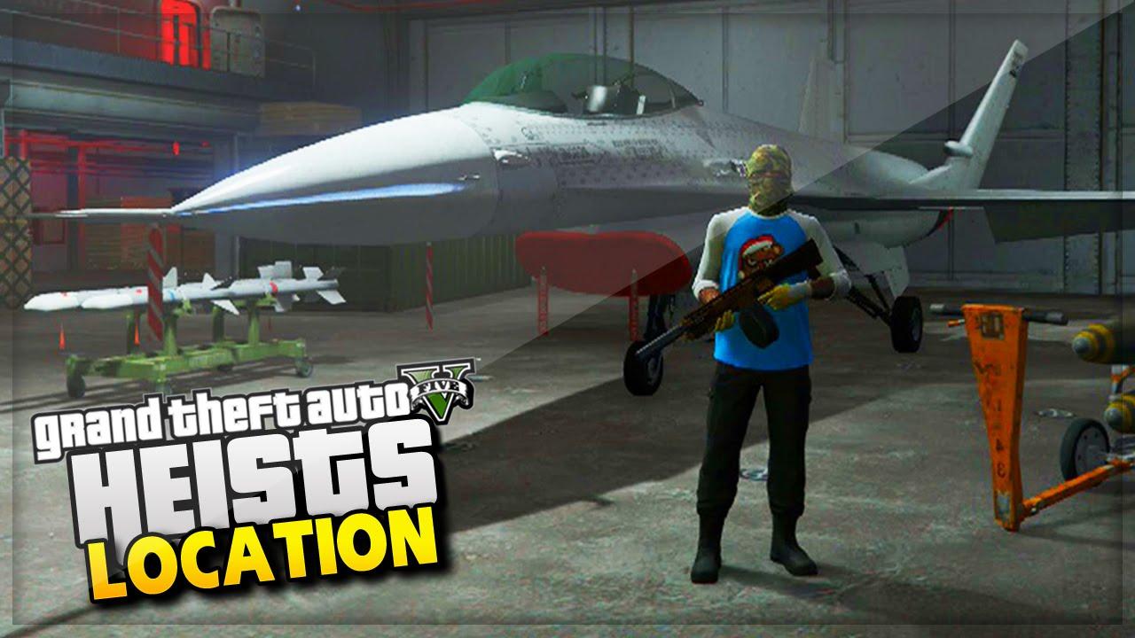 Gta 5 aircraft gameplay