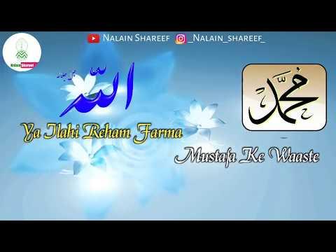 Ya Ilahi Raham Farma Mustafa K Waste | Heart Touching Whatsapp Islamic Status | Sadiq Razwi Naats