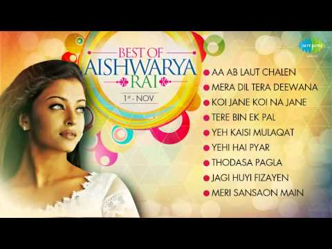 Best Songs Of Aishwarya Rai  Top 10 Hits  Bollywood Songs