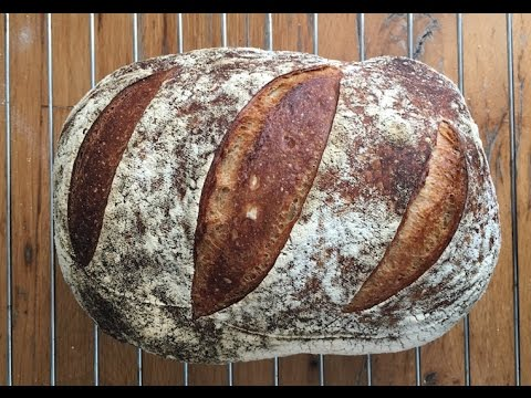 How To Make Sourdough Tartine Bread