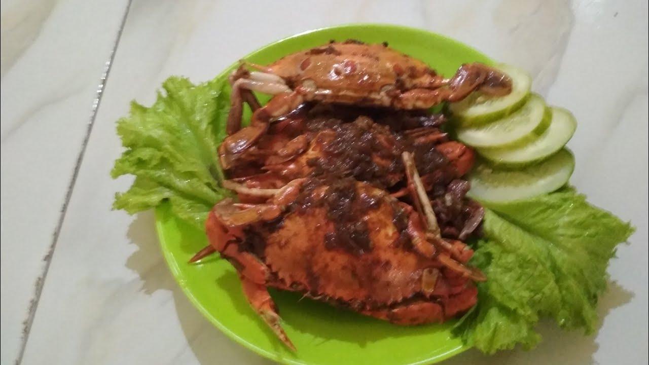 resep kepiting saus simple resep bunda rumahan Resepi Ikan Siakap Masak Asam Pedas Enak dan Mudah