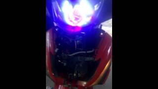 supra x125 proojector 2,5  tanpa coak speedo
