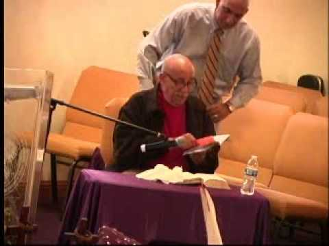 Reverned Nicholas guest Pastor teaching 2