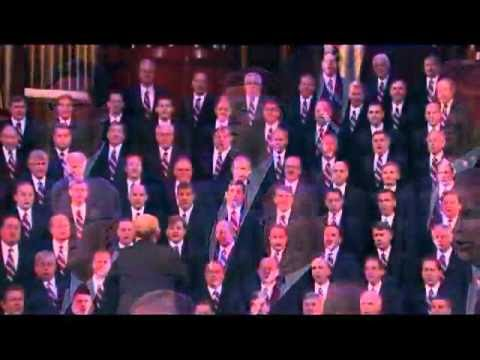 Mormon Tabernacle Choir sings I Know That My Redeemer Lives