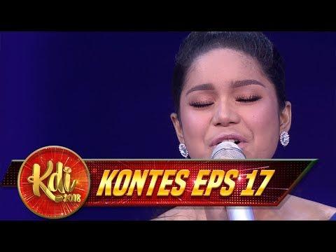 Cantik Banget! Aksi Drama Musikal Delima Memukau Penonton KDI - Kontes KDI Eps 17 (28/8)
