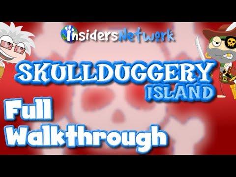 ★ Poptropica: Skullduggery Island Full Walkthrough ★