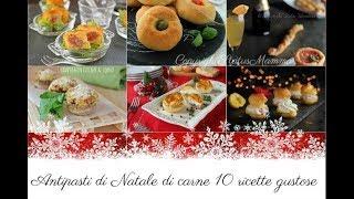 Antipasti di Natale 10 ricette gustose imperdibili