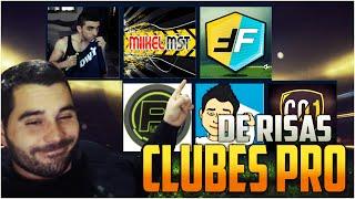 FIFA 15 | UT | Clubesss Prroooo | De Risas y mas!