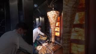 شاورما سورية في المغرب - عيد مبارك سعيد