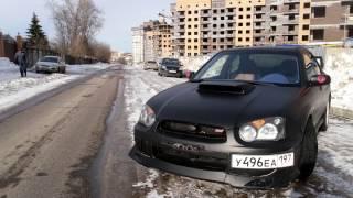 Минусы STI или Почему я продал Subaru