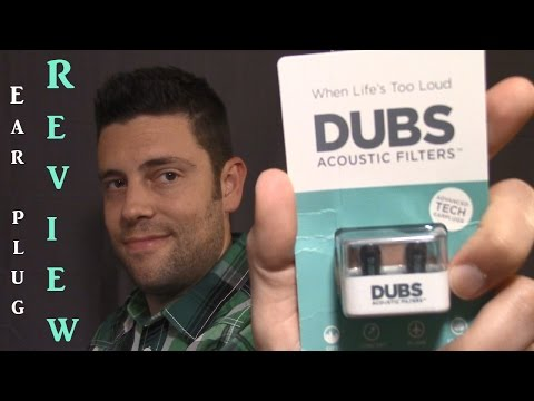 Ear Plugs Review | Dubs | NOT Just For Musicians