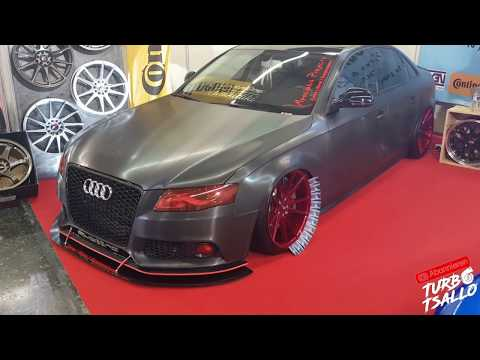 TUNINGMESSE IN GRIECHENLAND - TurboTsallo