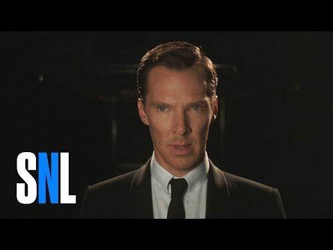 Benedict Cumberbatch and SNL Meet At Last