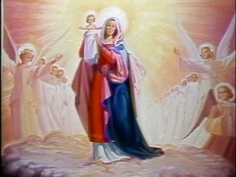 Download The First Joyful Mystery- THE ANNUNCIATION