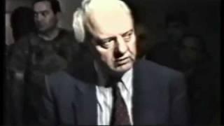 Русско-Грузинская Война в Абхазии.1992-93